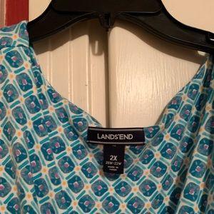Landsend 2XL super soft dress